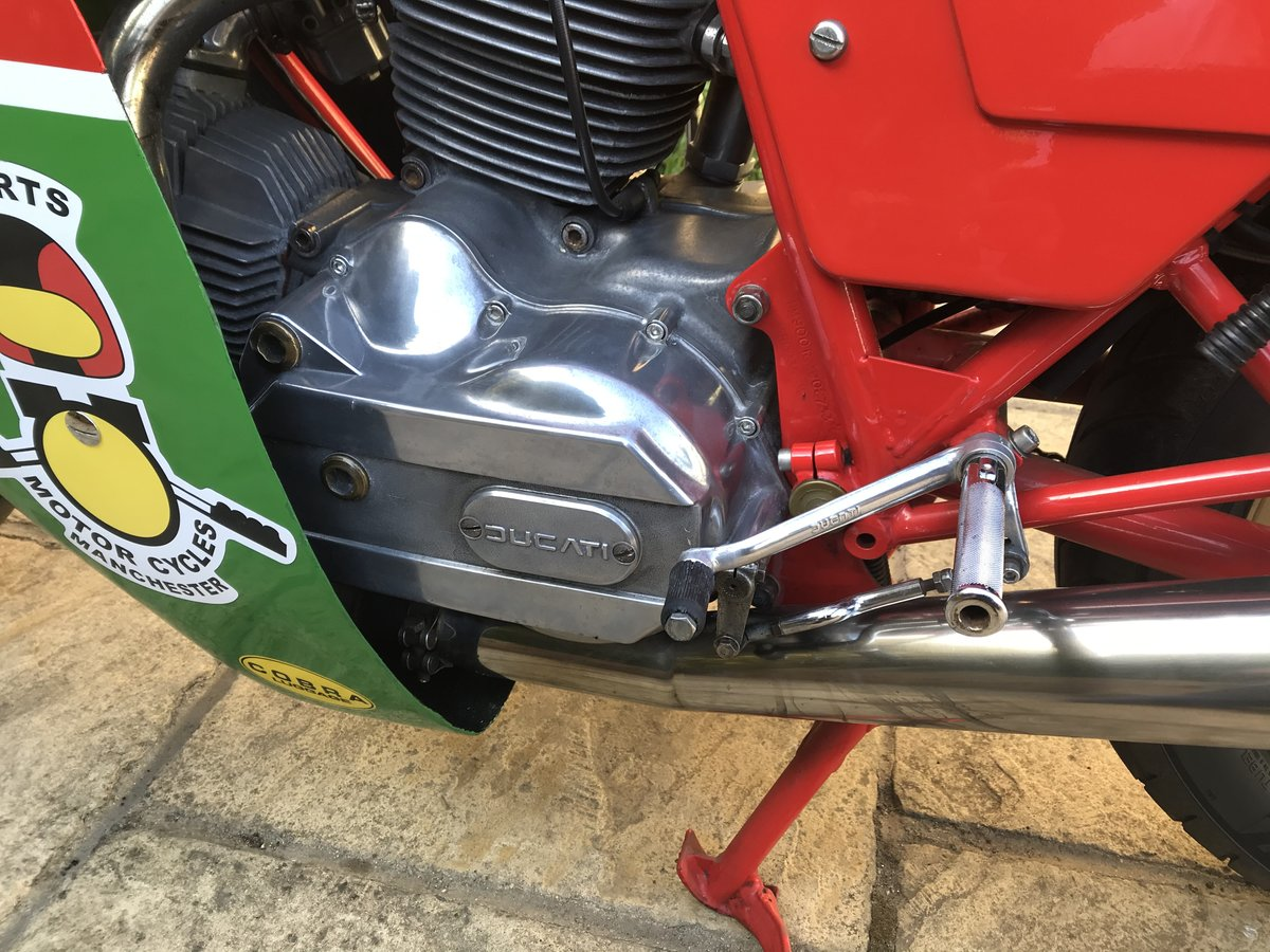 1982 Ducati 900 Mike Hailwood Replica MHR For Sale (picture 6 of 6)