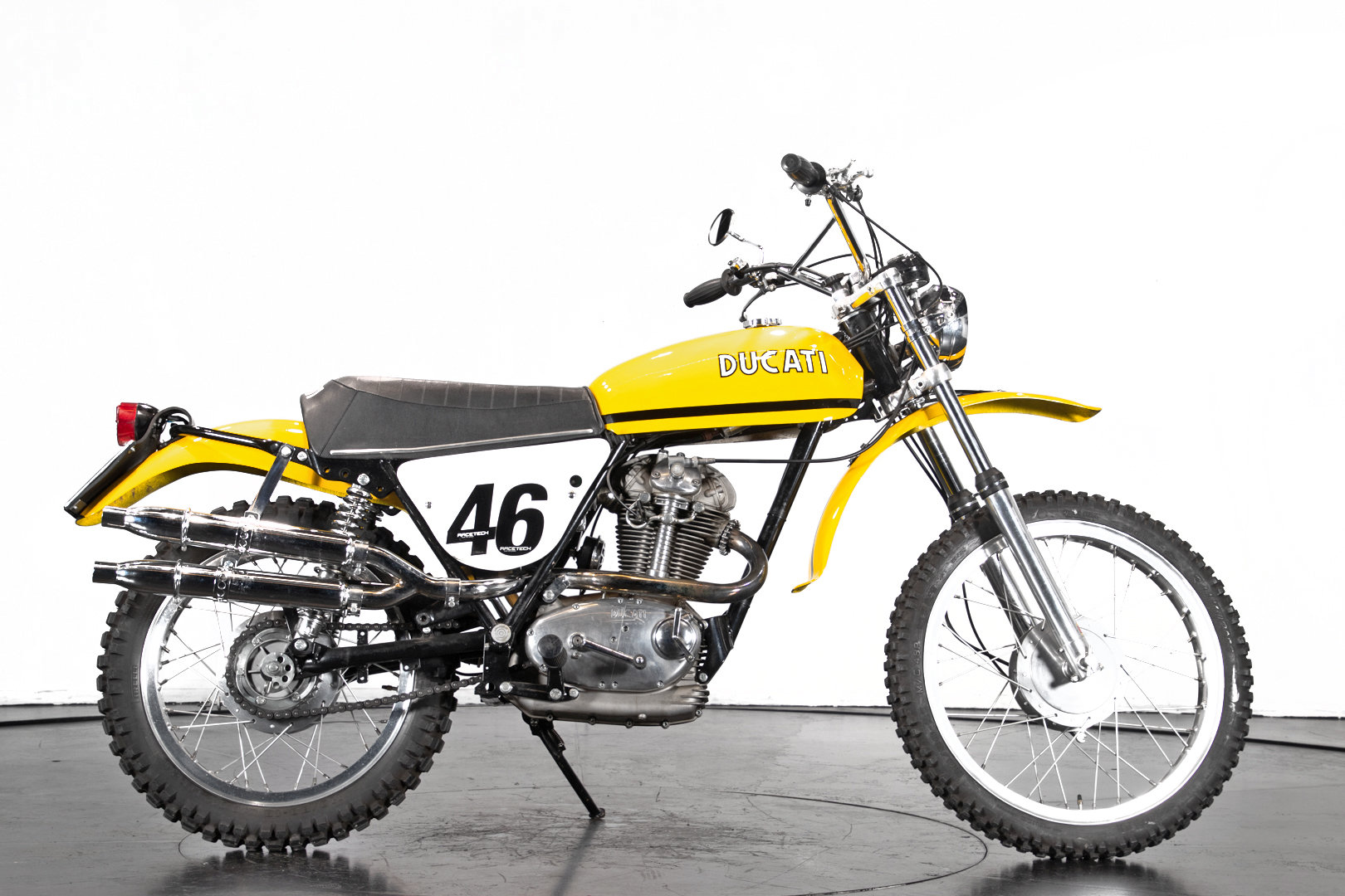 DUCATI - RT 450 - 1972 For Sale (picture 2 of 6)