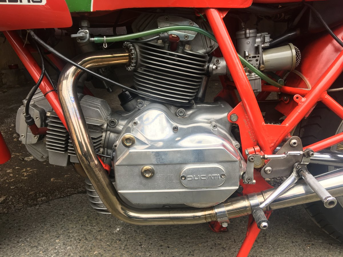 1980 Ducati Mike Hailwood Replica For Sale (picture 5 of 6)