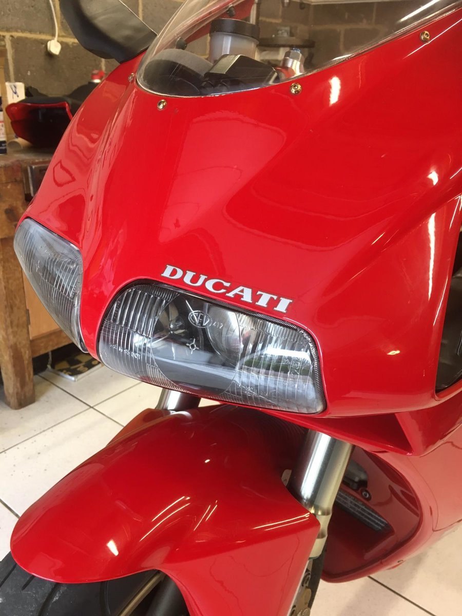 1998 Ducati 916 Biposto..bike now SOLD SOLD (picture 4 of 4)