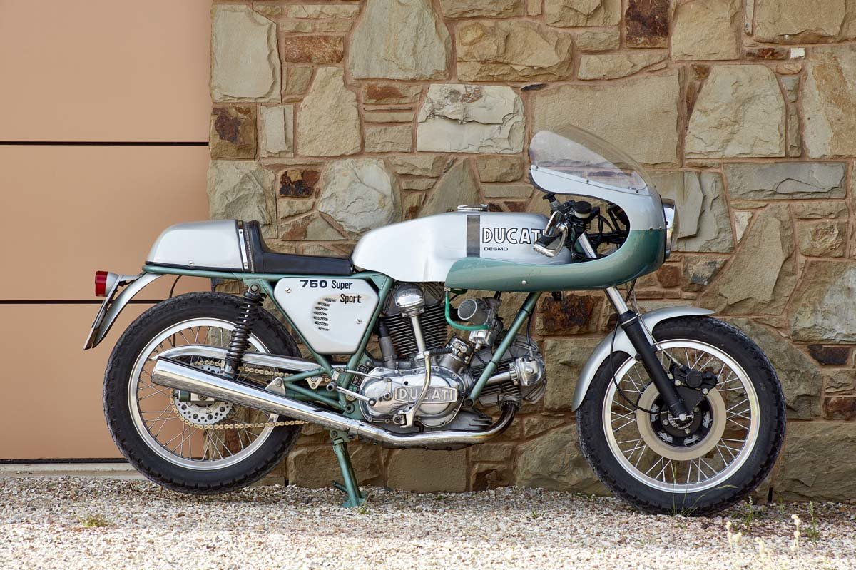 1974 Ducati Supersport For Sale (picture 1 of 6)
