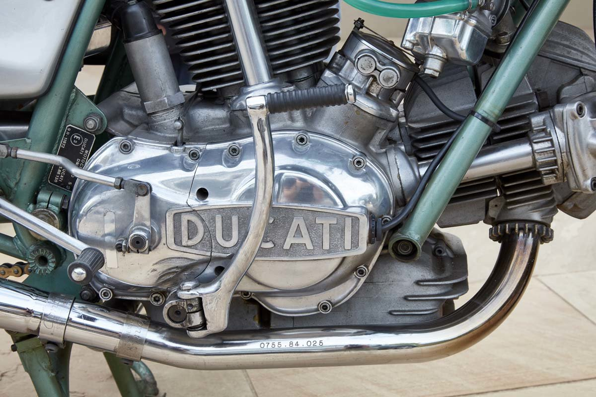 1974 Ducati Supersport For Sale (picture 5 of 6)