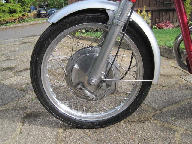 1963 DUCATI 125cc  SOLD (picture 4 of 6)