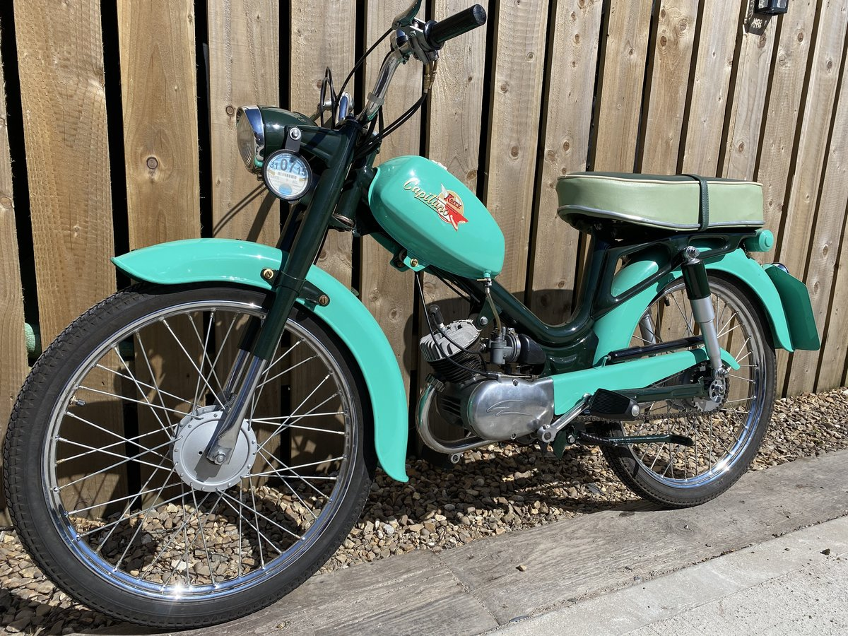 1968 KERRY CAPITINO 50CC MOPED ONE OF THE BEST! £2995 OFFERS PX For Sale (picture 3 of 6)
