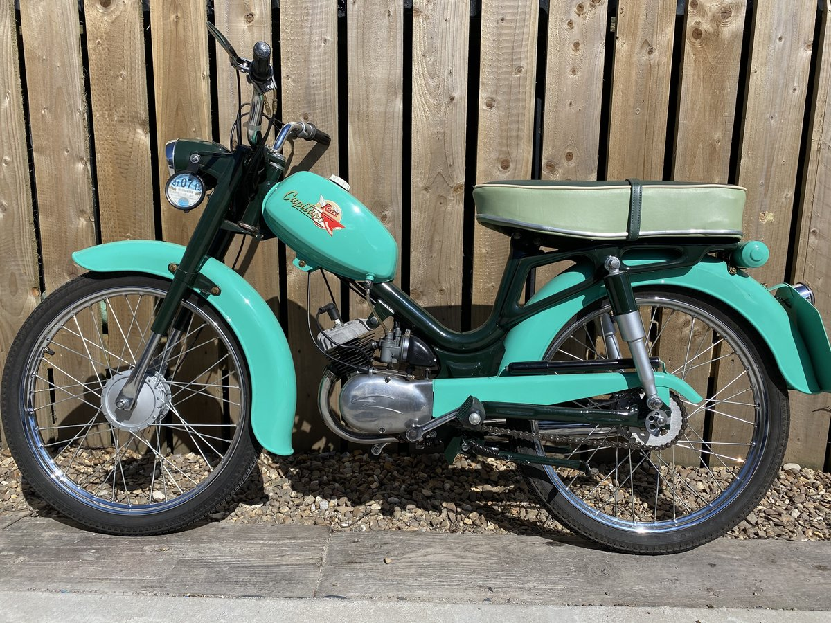 1968 KERRY CAPITINO 50CC MOPED ONE OF THE BEST! £2995 OFFERS PX For Sale (picture 4 of 6)