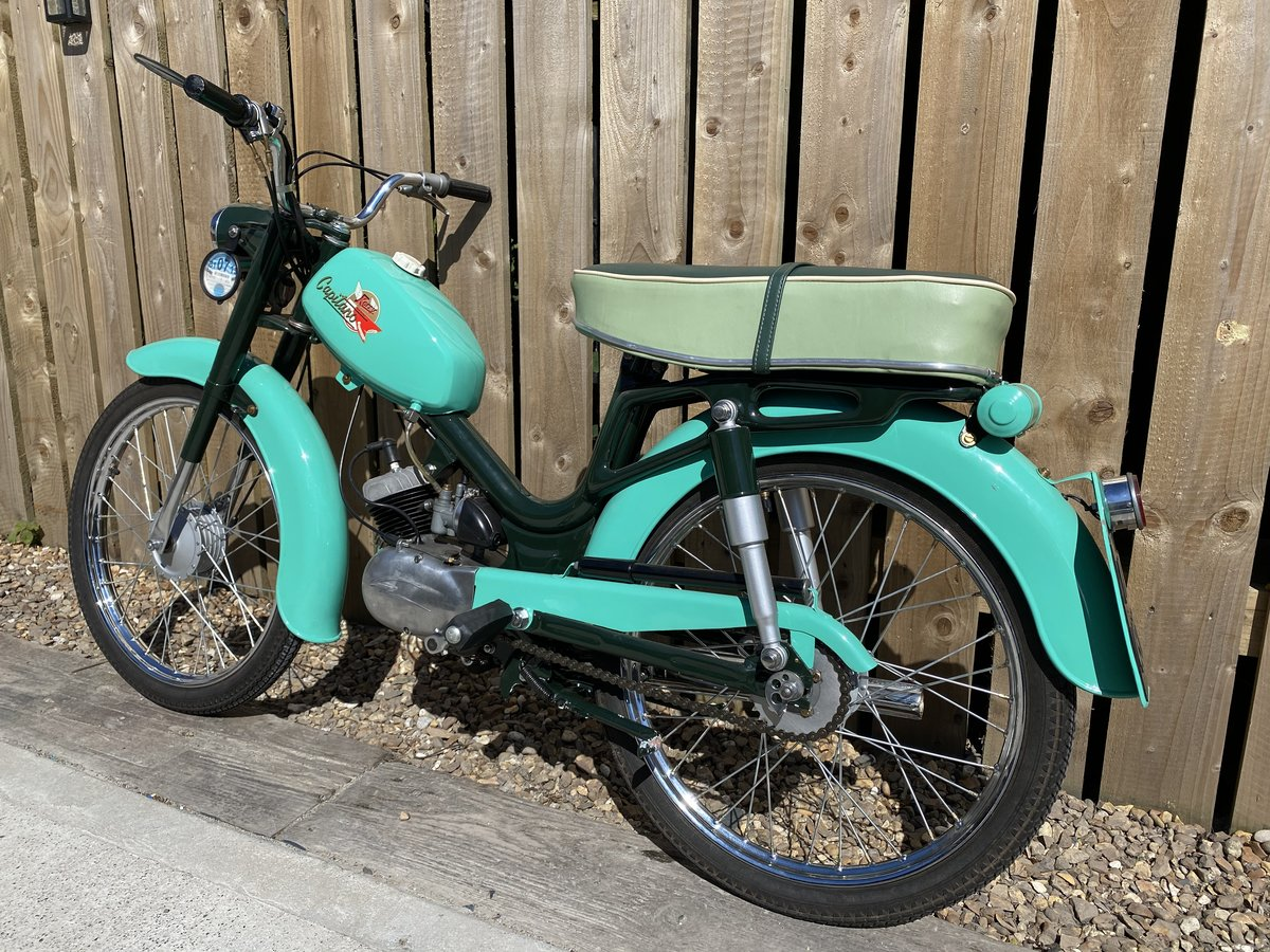 1968 KERRY CAPITINO 50CC MOPED ONE OF THE BEST! £2995 OFFERS PX For Sale (picture 6 of 6)