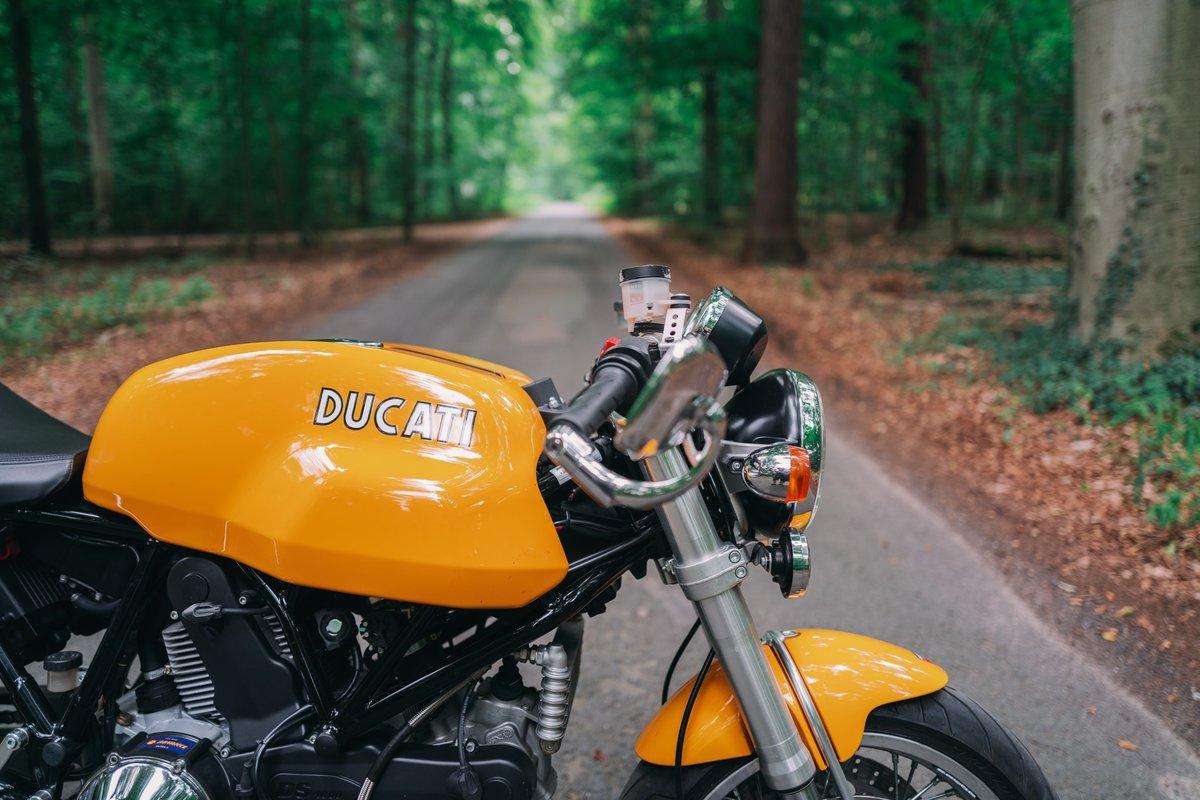 2006 Ducati Sport 1000 Classic Monoposto  For Sale (picture 4 of 6)