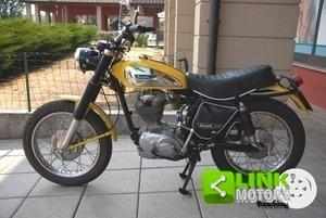 1972 Ducati Scrambler 250 Registro storico FMI -