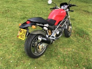 2000 Ducati Monster 900 SOLD (picture 5 of 6)