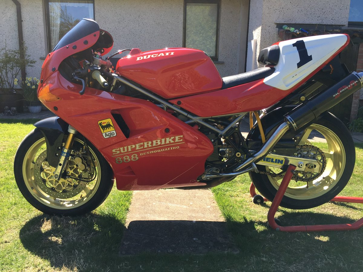 1993 888 SP 5 Superbike  For Sale (picture 1 of 6)