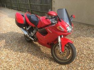 Ducati ST2 Sports Tourer 944cc