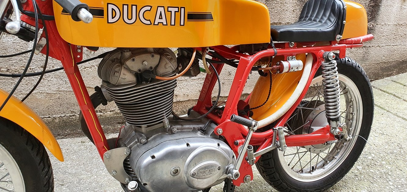 1969 DUCATI 450 DESMO RACING For Sale (picture 2 of 6)
