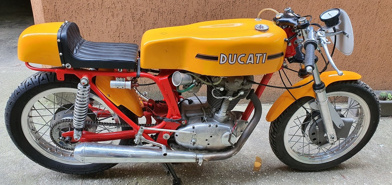 1969 DUCATI 450 DESMO RACING For Sale (picture 3 of 6)