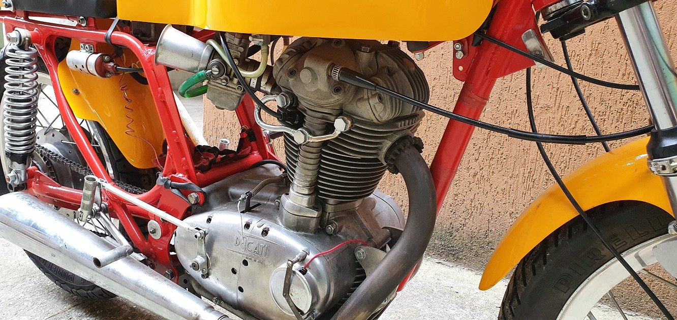1969 DUCATI 450 DESMO RACING For Sale (picture 5 of 6)