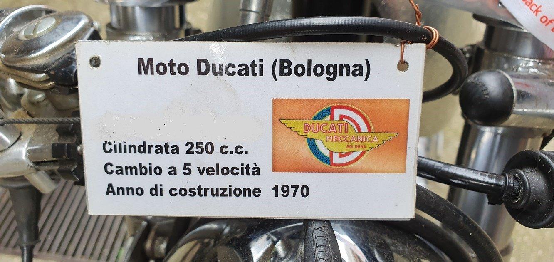 1971 DUCATI DESMO 250 SPORT For Sale (picture 2 of 6)
