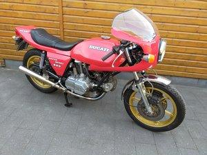 Ducati 900 ssd rare bike