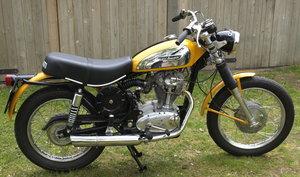 1973 Ducati 250 SCR