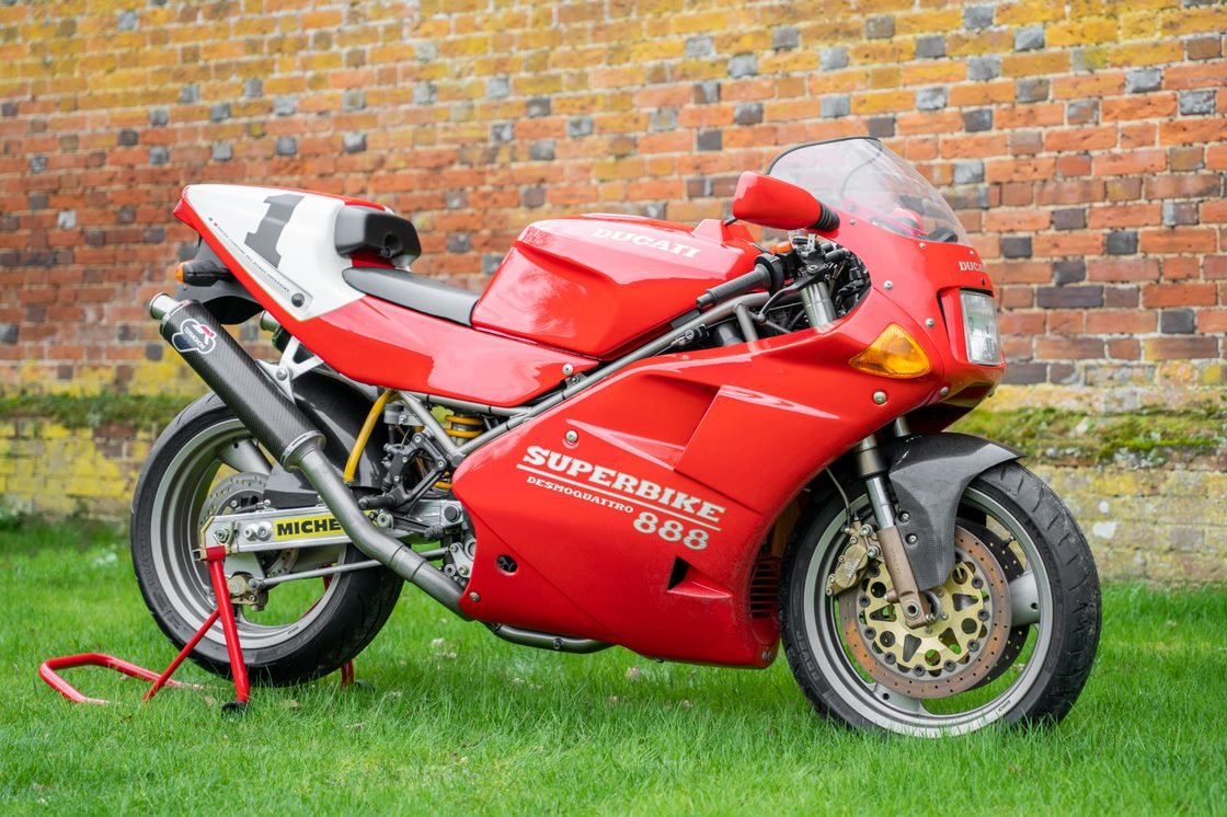 1993 Ducati 888 SP5 For Sale (picture 1 of 6)