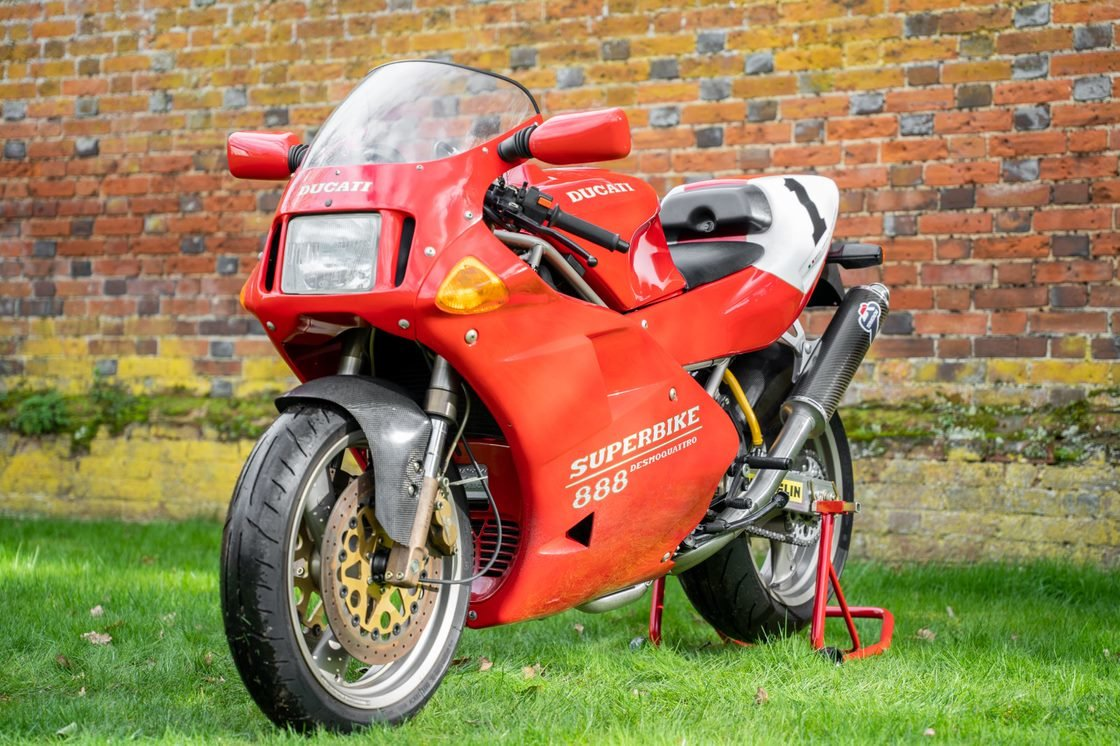 1993 Ducati 888 SP5 For Sale (picture 3 of 6)