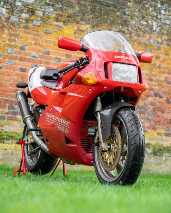 1993 Ducati 888 SP5 For Sale (picture 4 of 6)