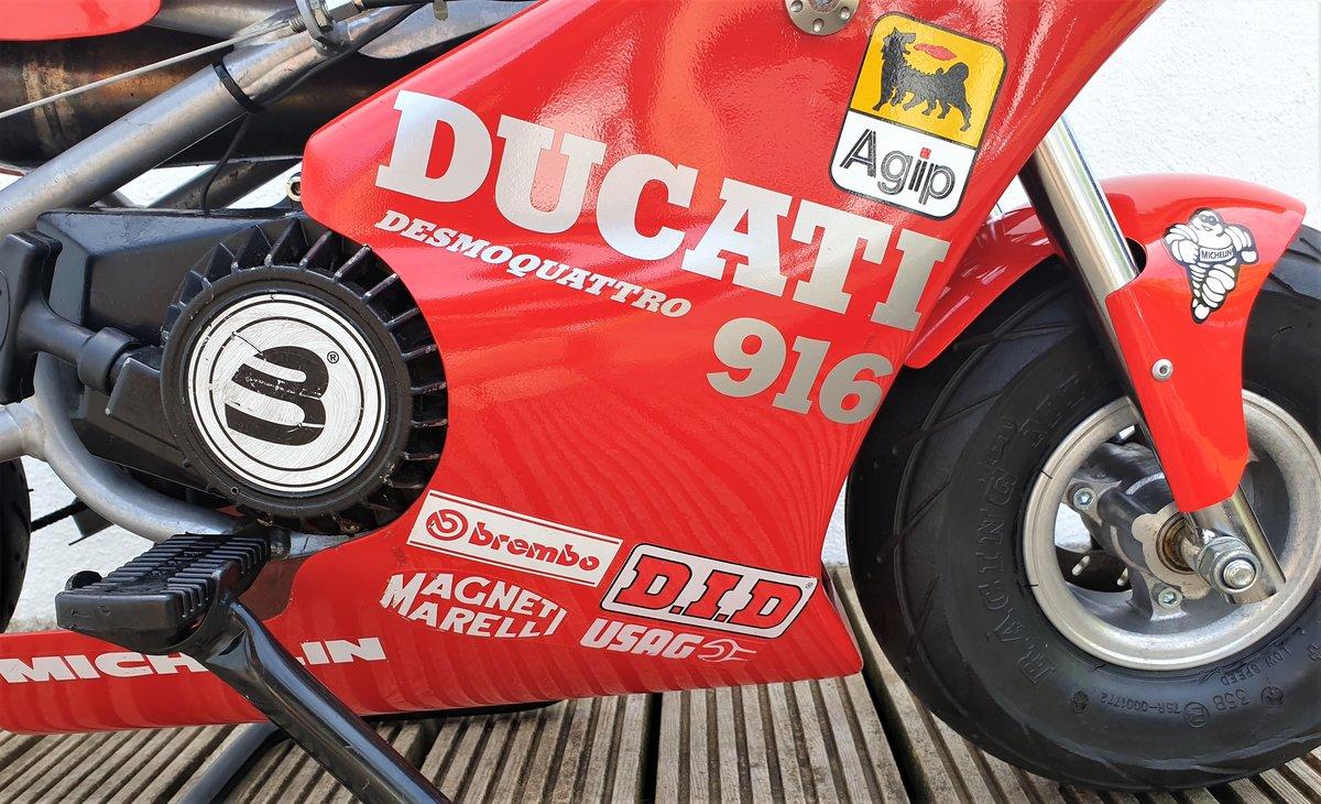 2000 BLATA MINI MOTO, DUCATI 916 COLOURS. For Sale (picture 4 of 6)