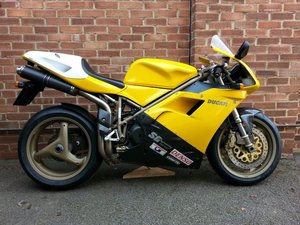 1998 Ducati 748SPS
