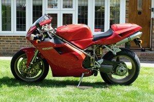 Ducati 916 Superb original (low miles, late model)