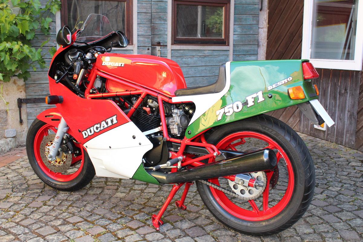1987 Fantasti F1  DUCATI for sale For Sale (picture 2 of 6)