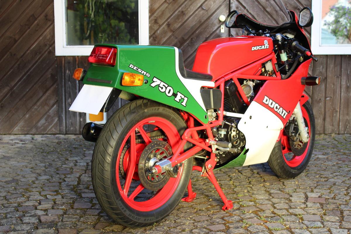1987 Fantasti F1  DUCATI for sale For Sale (picture 3 of 6)