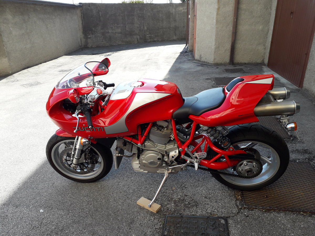 2001 Ducati mhe 900 For Sale (picture 1 of 6)