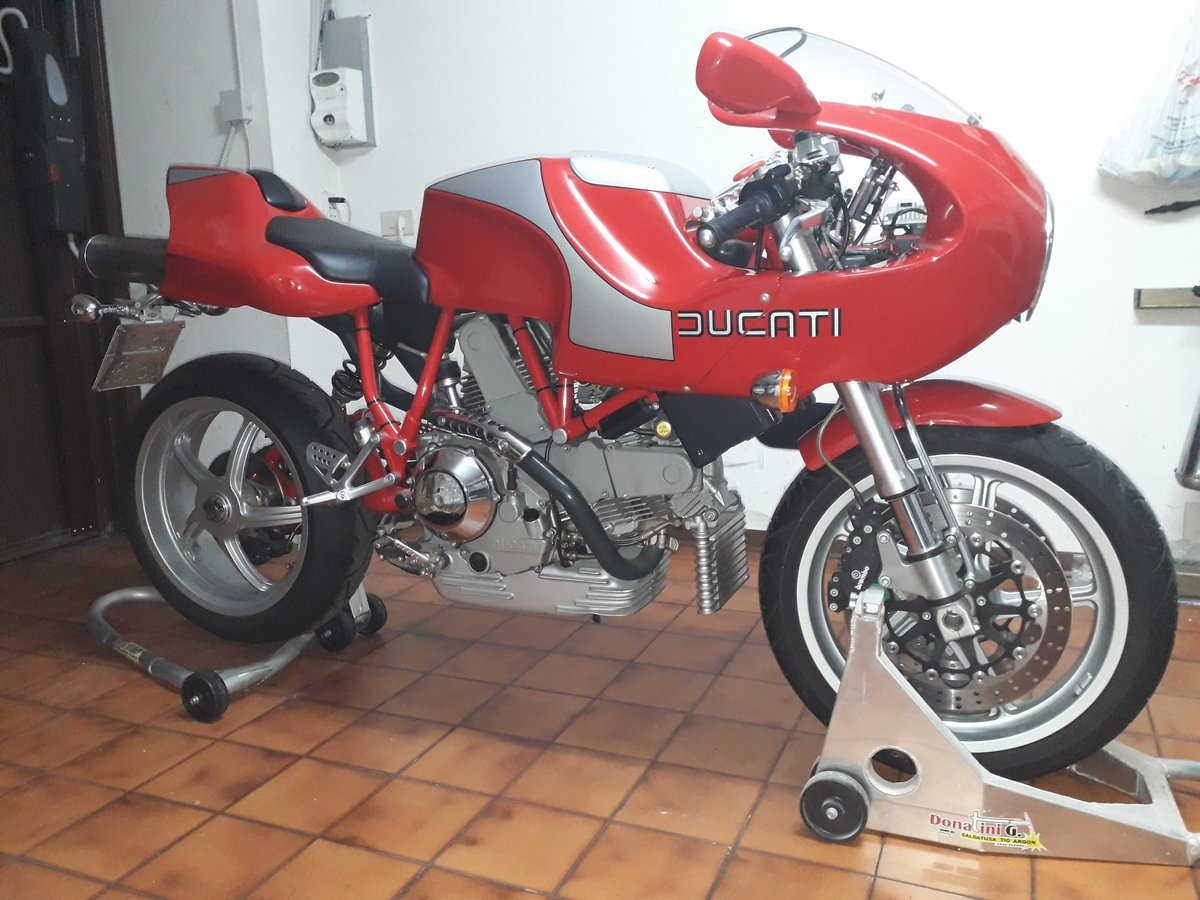 2001 Ducati mhe 900 For Sale (picture 4 of 6)
