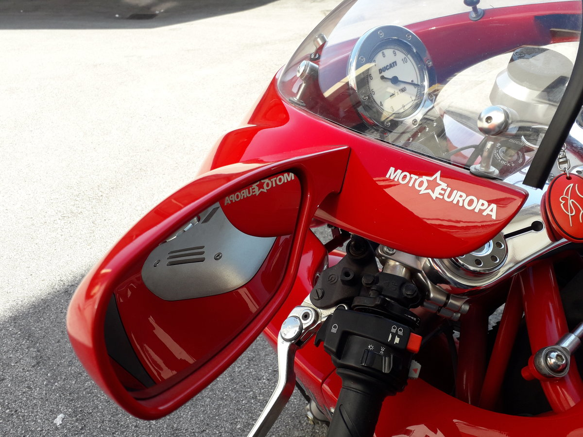2001 Ducati mhe 900 For Sale (picture 6 of 6)