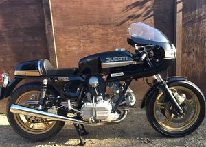 Ducati 900SS in immaculate condition