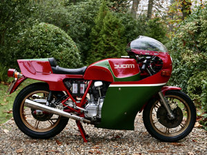 Picture of Ducati MHR 900 1980
