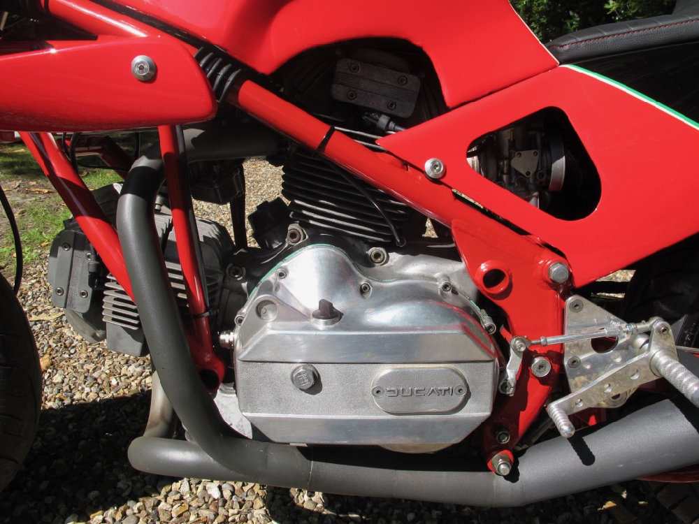 Harris Ducati 900SS Imola 1984 For Sale (picture 3 of 6)