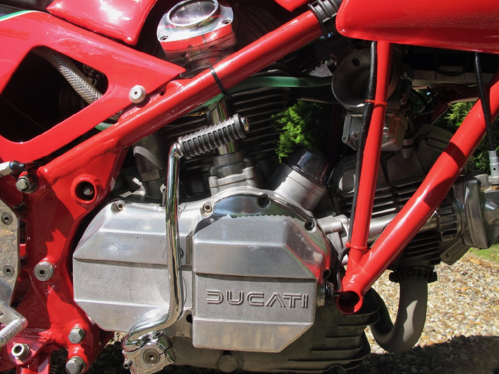 Harris Ducati 900SS Imola 1984 For Sale (picture 4 of 6)