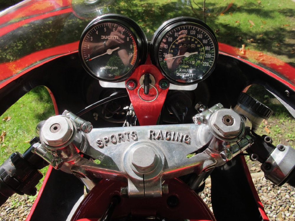Harris Ducati 900SS Imola 1984 For Sale (picture 5 of 6)
