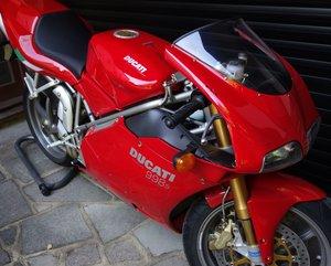 Ducati 998S Final Edition