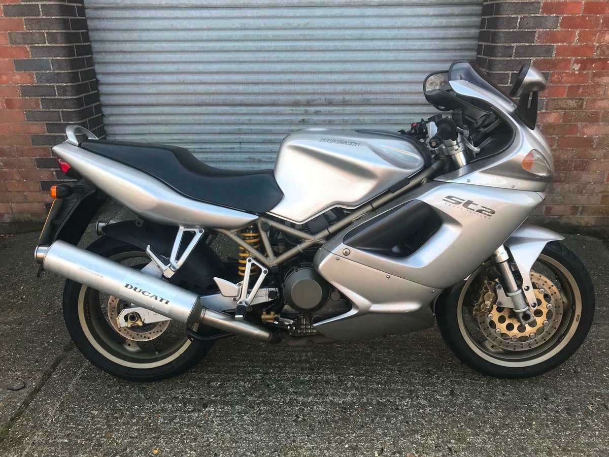 1997 Ducati st2 944cc touring very early bike  For Sale (picture 1 of 6)