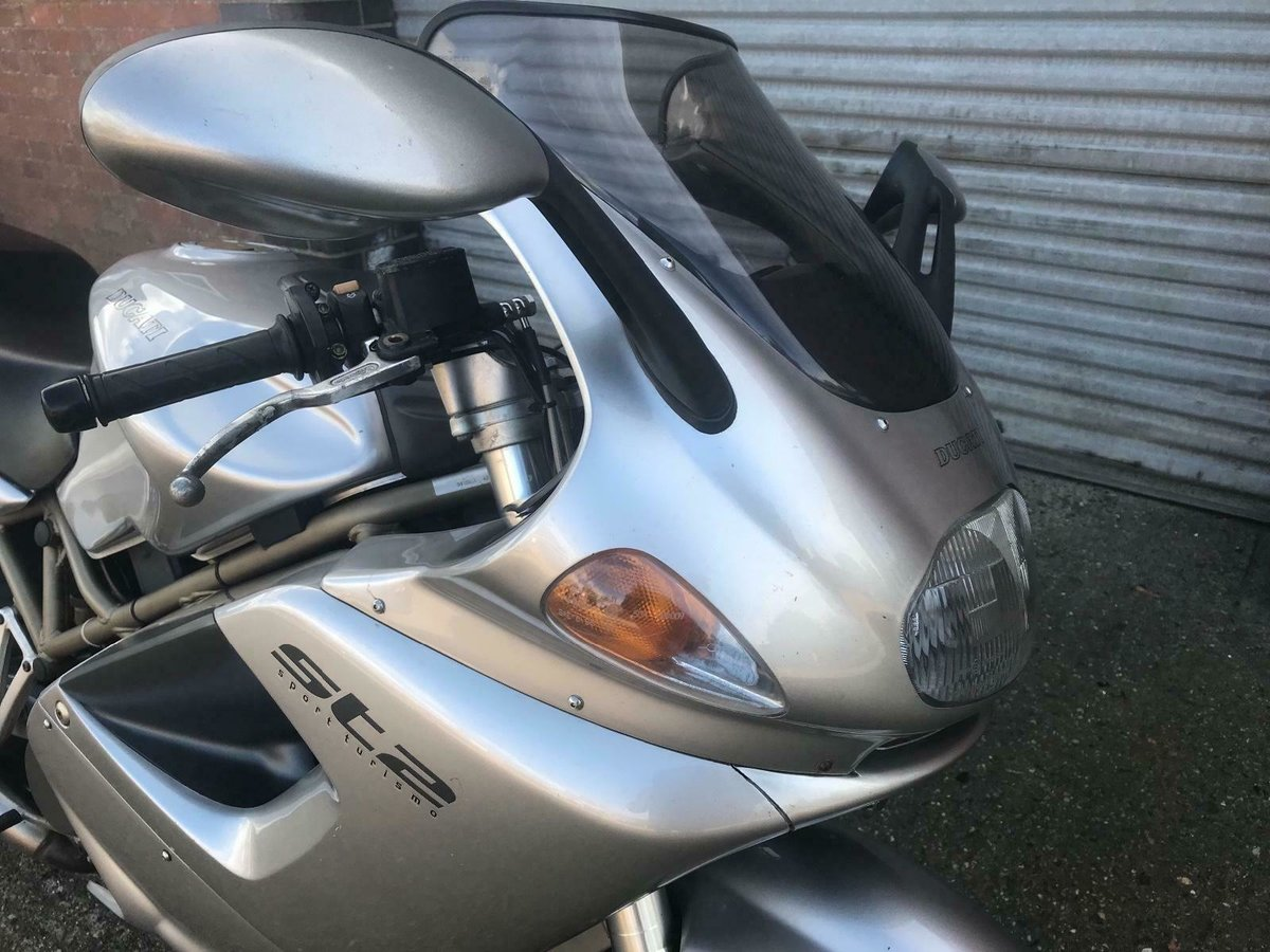 1997 Ducati st2 944cc touring very early bike  For Sale (picture 5 of 6)