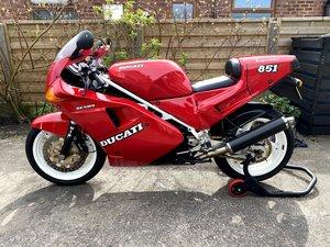 1989 Ducati 851 Strada (Monoposto)