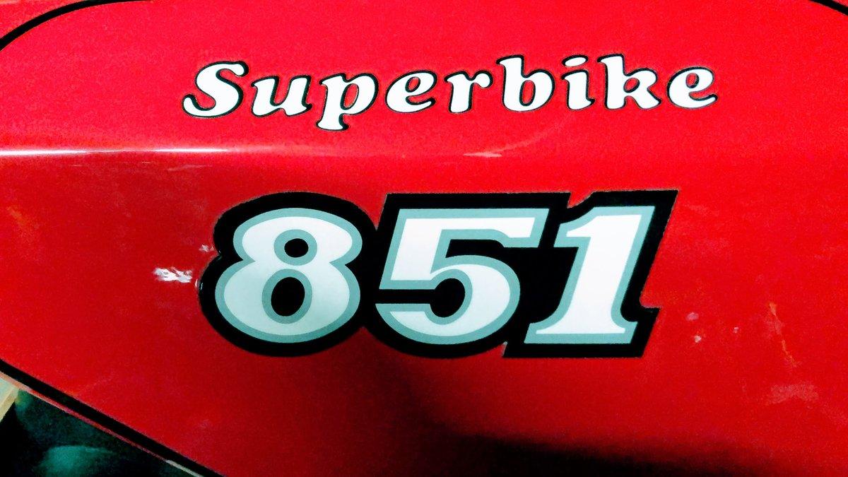 1989 Ducati 851 Strada (Monoposto) For Sale (picture 2 of 2)