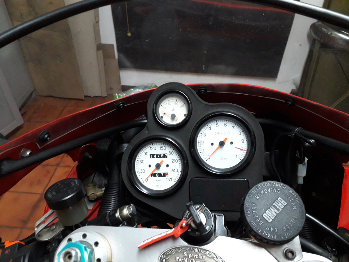 1991 ducati 851 sp3 For Sale (picture 5 of 6)
