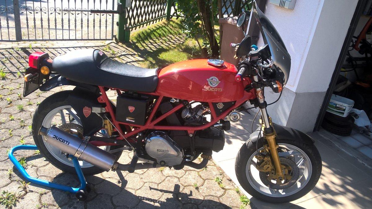 1979 DUCATI NCR 600 PANTAH For Sale (picture 1 of 6)