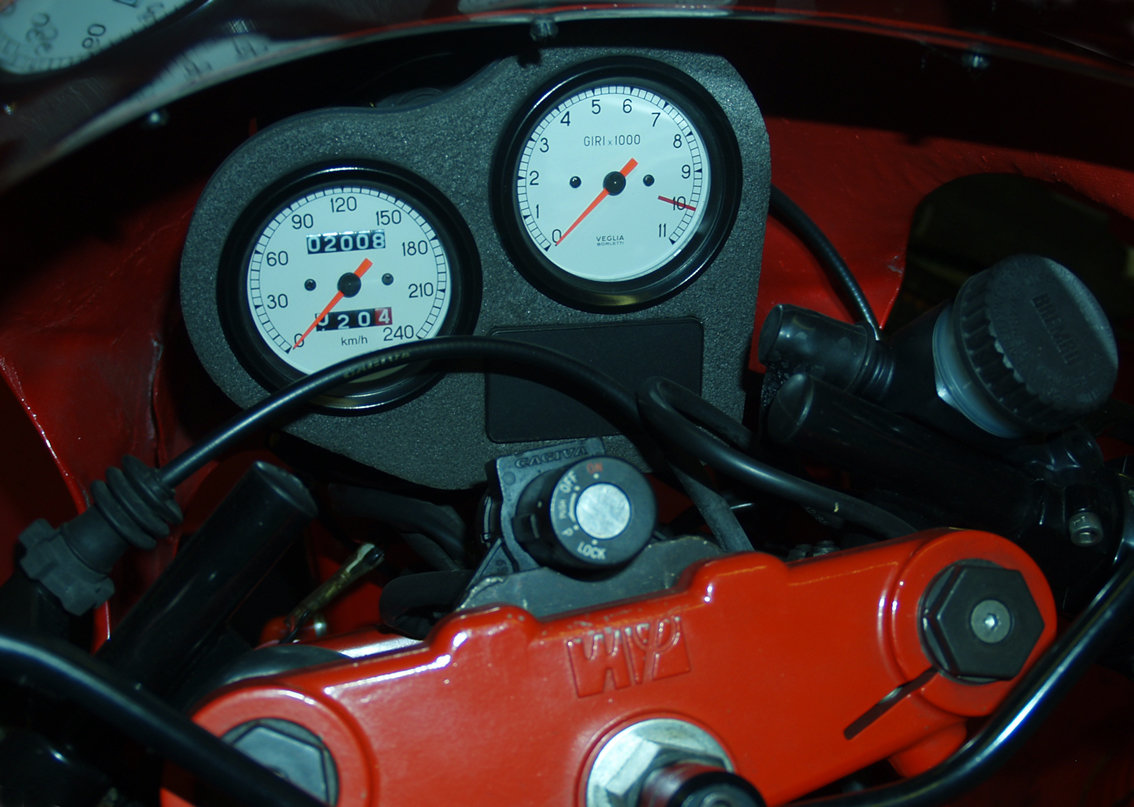 1989 DUCATI 350 F3 For Sale (picture 3 of 4)