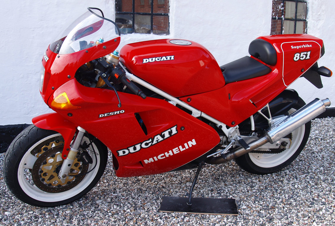 1990 DUCATI 851 SP2 For Sale (picture 4 of 6)