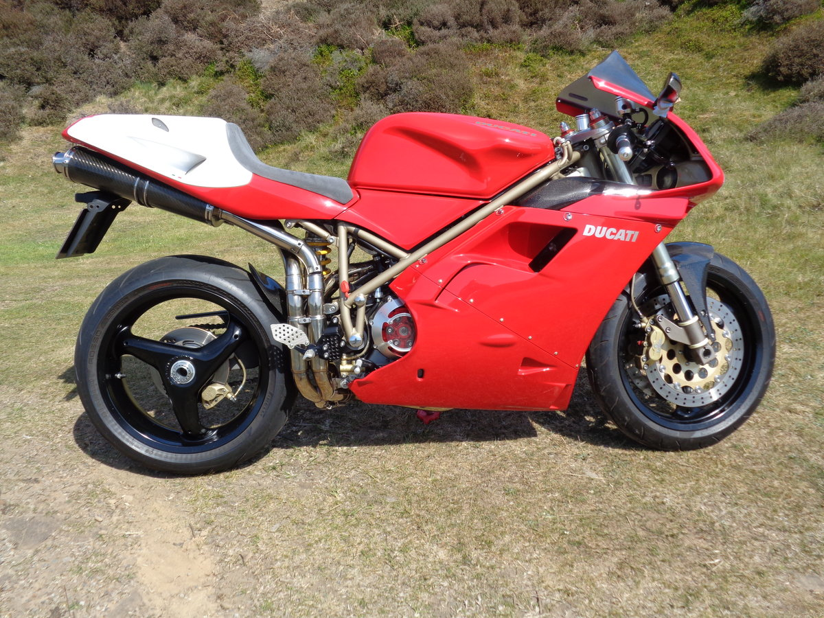 1998 Ducati 916 For Sale (picture 3 of 5)