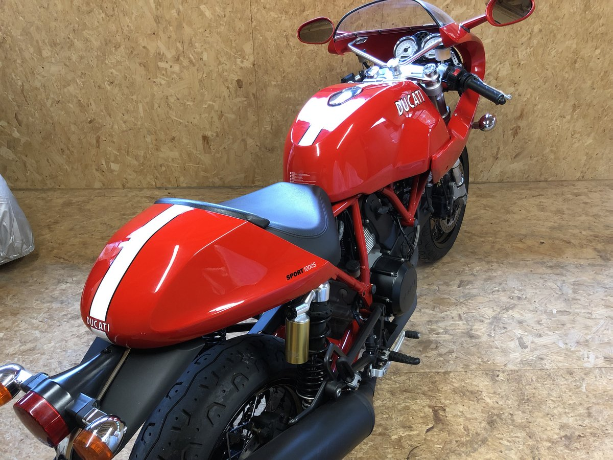 2007 Sport classic biposto NEW For Sale (picture 6 of 6)