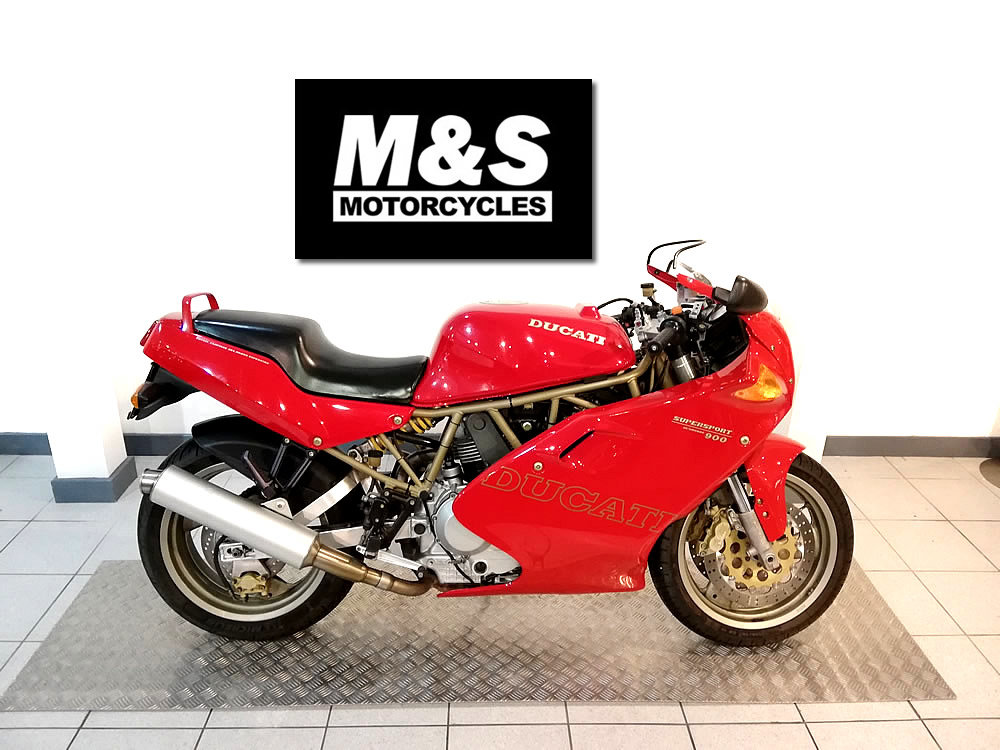 1998 Ducati 900SS For Sale (picture 1 of 6)