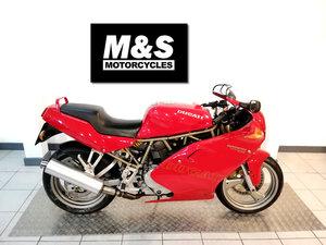 1997  Ducati 600SS